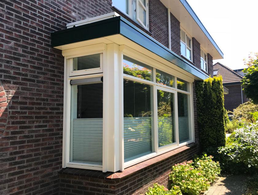 Zonwering geplaatst door Glashandel Zeeland