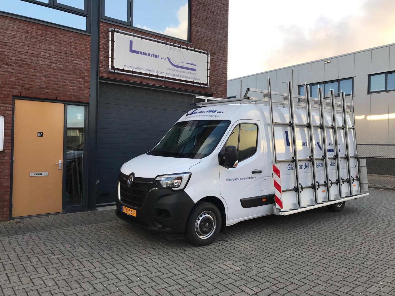 Glaszettersbedrijf Glashandel Zeeland